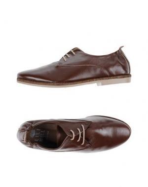 Обувь на шнурках LILIMILL. Цвет: какао