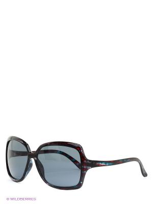 Солнцезащитные очки Infinity Lingerie. Цвет: фиолетовый, синий, бордовый