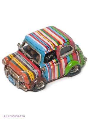 Машина Beatnik The Comical World of Stratford. Цвет: голубой, зеленый, красный, оранжевый