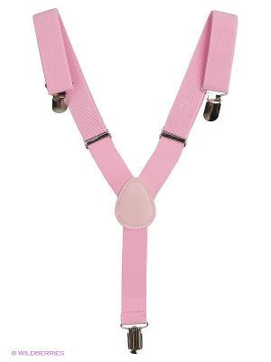 Подтяжки Modis. Цвет: розовый, молочный