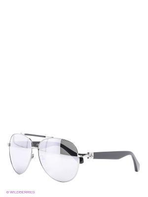Солнцезащитные очки VW 809S 05 Vivienne Westwood. Цвет: черный