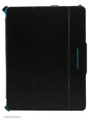 Чехол для iPad 2 PIQUADRO. Цвет: черный