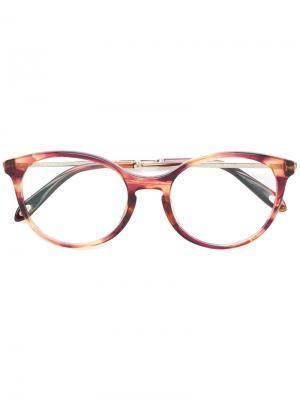 Круглые очки 2159 Tiffany & Co.. Цвет: розовый и фиолетовый