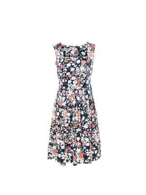 Платье из плотного хлопка COCOS