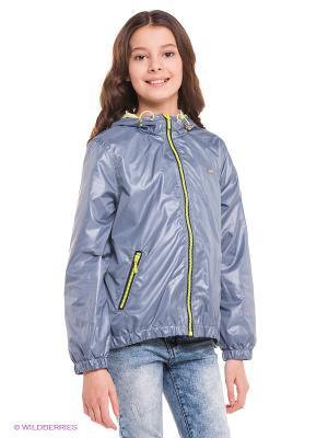 Куртка Bell bimbo. Цвет: серый