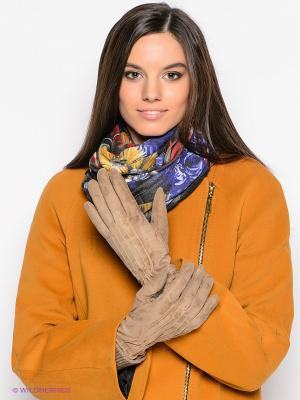 Перчатки Modo. Цвет: бежевый