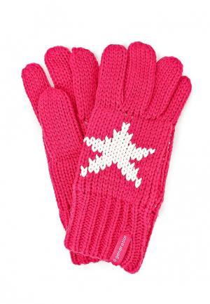 Перчатки Doll. Цвет: розовый