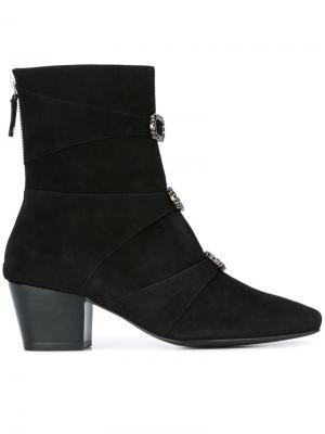 Ботинки Automatic Dorateymur. Цвет: чёрный