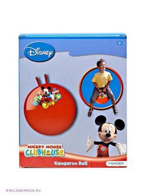 Мяч Микки Маус Mondo. Цвет: красный
