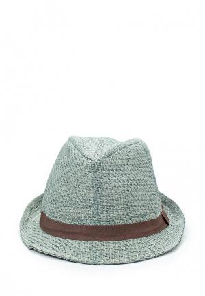 Шляпа Fete. Цвет: серый