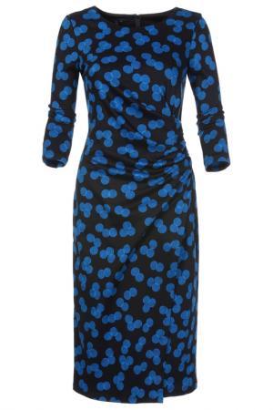 Платье Madeleine. Цвет: royal