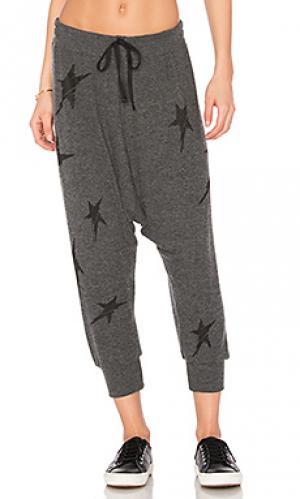 Свободные брюки vita Lauren Moshi. Цвет: уголь