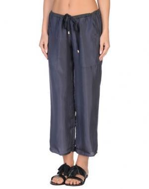 Пляжные брюки и шорты GRAZIA'LLIANI SOON. Цвет: свинцово-серый