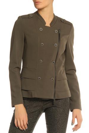 Куртка Beatrice. B. Цвет: болотный