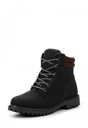 Ботинки Catherine. Цвет: черный