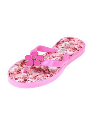 Пантолеты Migura. Цвет: розовый