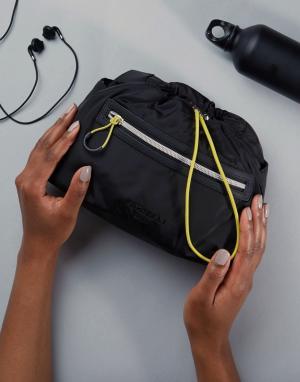 Fiorelli Несессер с затягивающимся шнурком Sport. Цвет: черный