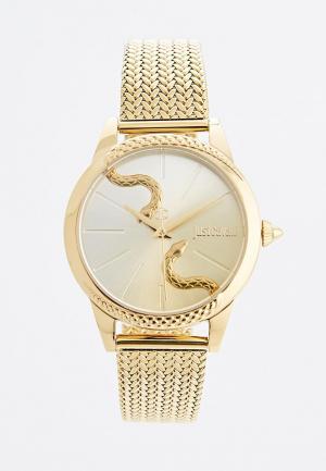Часы Just Cavalli. Цвет: золотой