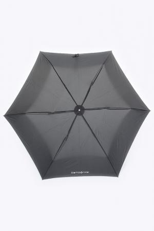 Зонт Samsonite. Цвет: черный