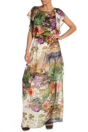 Платье Beatrice. B. Цвет: африка