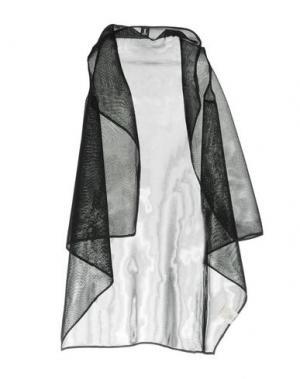Легкое пальто ONE. Цвет: черный