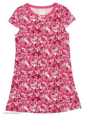 Ночная сорочка Модамини. Цвет: розовый