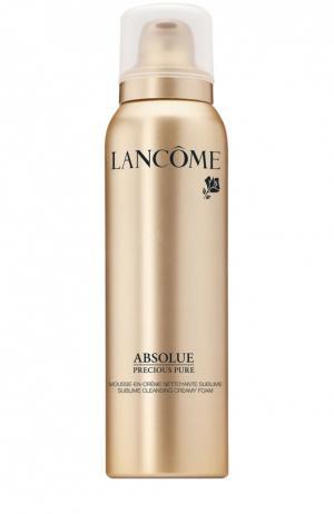 Пенка для умывания Absolue Precious Pure Lancome. Цвет: бесцветный