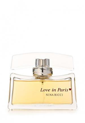 Парфюмерная вода Nina Ricci. Цвет: белый