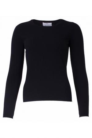 Пуловер Allude. Цвет: черный
