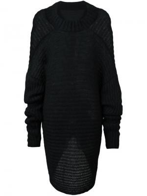Oversize jumper A.F.Vandevorst. Цвет: чёрный