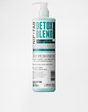 Nip+Fab Молочко для тела Detox Blend. Цвет: бесцветный