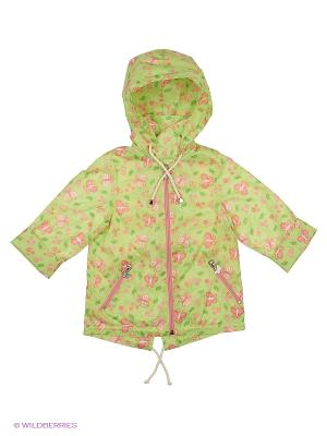 Куртка Артус. Цвет: салатовый