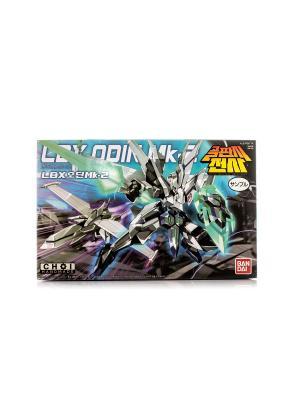 Сборная модель ОДИН MK-2 LBX. Цвет: зеленый, серый, черный