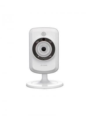 Камера видеонаблюдения D-LINK DCS-942L, 3.15 мм. Цвет: белый