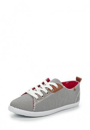 Кеды Ideal Shoes. Цвет: разноцветный