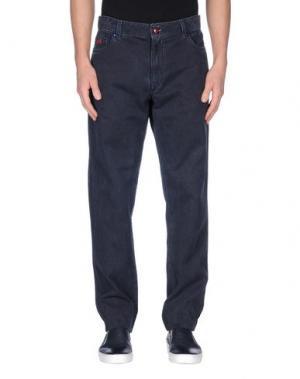 Джинсовые брюки HARMONT&BLAINE. Цвет: темно-синий
