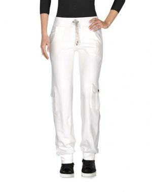 Повседневные брюки ALVIERO MARTINI 1a CLASSE EASYWEAR. Цвет: белый