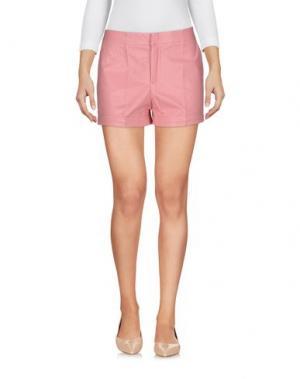 Повседневные шорты JIJIL. Цвет: розовый