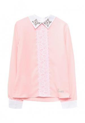 Блуза Pinetti. Цвет: розовый
