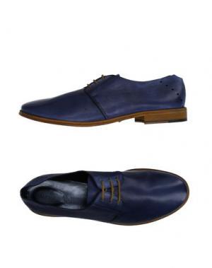 Обувь на шнурках WEXFORD. Цвет: синий