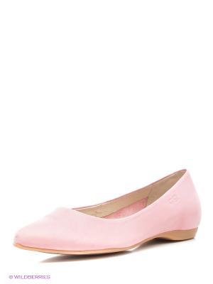 Балетки Goergo. Цвет: розовый