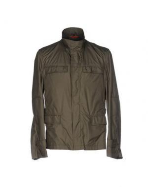 Куртка SEALUP. Цвет: зеленый-милитари