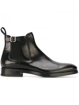 Ботинки Челси Henderson Baracco. Цвет: чёрный