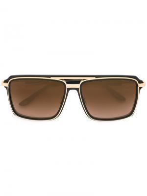 Солнцезащитные очки Elysium Frency & Mercury. Цвет: чёрный