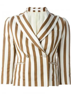 Пиджак Susan Tagliatore. Цвет: белый
