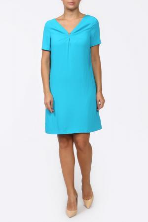 Платье 22 MAGGIO. Цвет: голубой