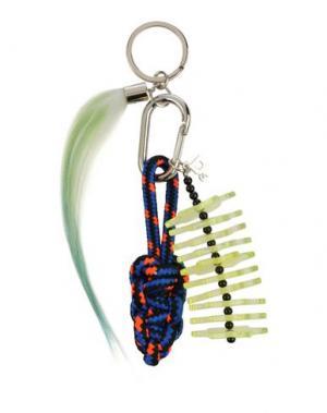 Брелок для ключей DSQUARED2. Цвет: зеленый