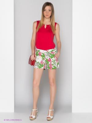 Шорты Palm Beach Jeans. Цвет: белый, зеленый, розовый