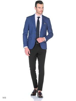 Пиджак LINDBERGH. Цвет: синий