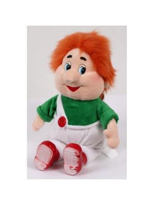 Мягкая игрушка Мульти-Пульти Карлсон.. Цвет: оранжевый, розовый, зеленый